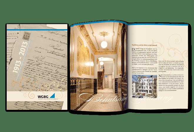 Referenzabbildung: Festschrift WGBG
