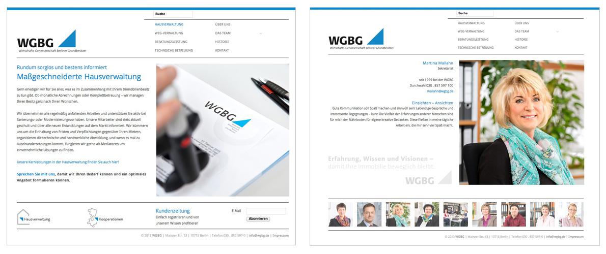 ... digital ... gedruckt | WGBG – Wirtschafts-Genossenschaft
