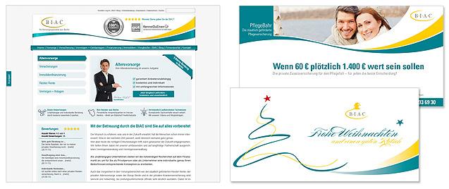... digital ... gedruckt | BIAC – Finanzierung und Versicherungen