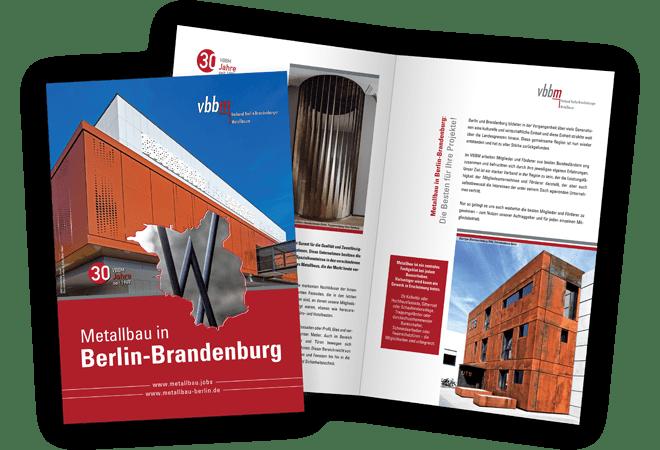 Referenzabbildung: Verbad Berlin Brandenburger Metallbauer