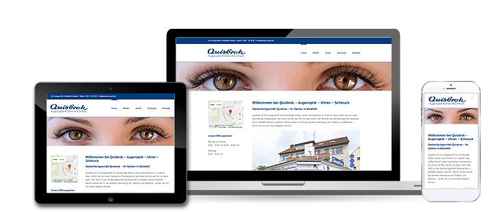 ... digital | Quisbrok Augenoptik, Bielefeld