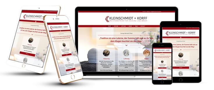 ... digital | Kleinschmidt + Korff, Bielefeld