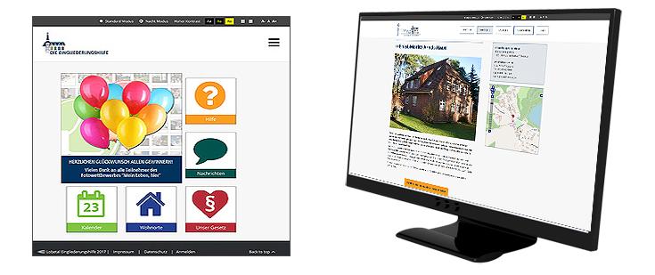 ... digital | Intranet für Menschen mit Behinderung